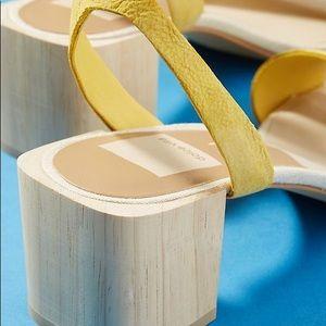 9687114858a Anthropologie Shoes - Anthropologie dolce vita Zarita block heel sandals